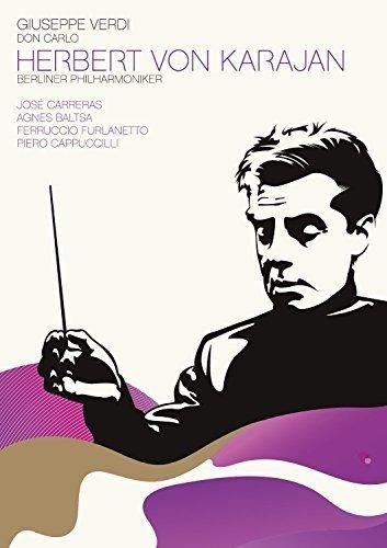 DVD : KARAJAN, HERBERT VON - Verdi: Don Carlo (United Kingdom - Import)