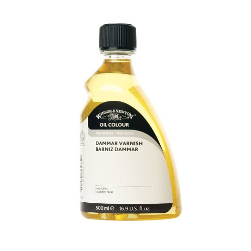 - DAMMAR VARNISH 500 ML