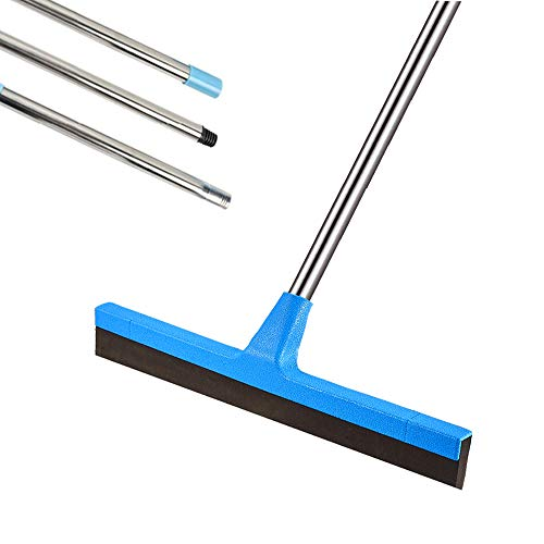 Ulihome Floor Squeegee with Long Handle - 51