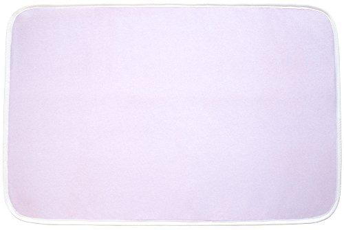 "22"" by 34"" - Full Size Premium Ironing Blanket - IronPro Pad AlumiTek coated, Heat-Reflective, Scorch Resistant, Multi-Layer; Foam, Fiber & Non-Slip/Waterproof backing - Ironing Mat - Color/Lavender"