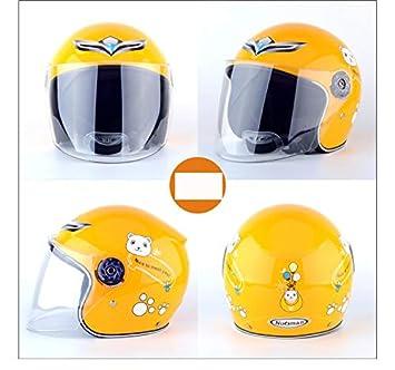 Children Advanced Warm Windproof Motocross Helmet for Winter black Child Motorbike Helmet Mylujo Kids Cycle Helmet