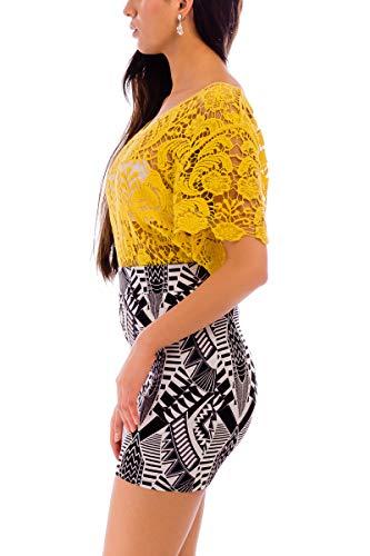 Falda amp; Mujer Para White Black Cvb Aztec C76qxHwHA