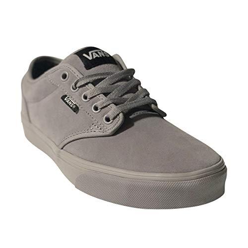 Vans Mens Atwood Skate Shoes (11 M US, Camo Alloy/Drizzle)