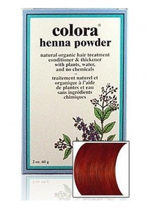 Colora Henna Powder, Mahogany, 60g H107