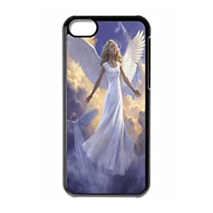 James-Bagg Phone case Angel,christ art pattern For Iphone 5c FHYY421804