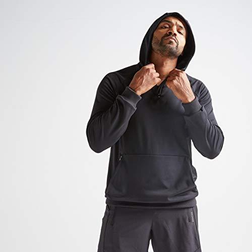 Domyos 8542795 Fsw 500 Fitness Cardio Training Sweatshirt