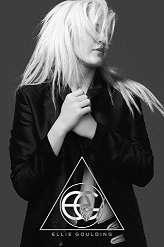 Pyramid America Ellie Goulding Halcyon Poster Music Poster 24x36 inch