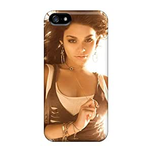 Durable Protector Case Cover With Vanessa Anne Hudgens 19 Hot Design For Iphone 5/5s