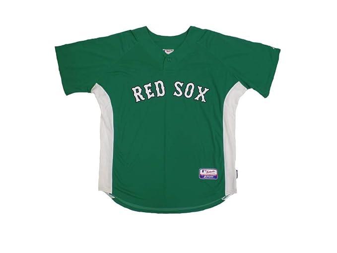 best website 058a1 196ec Amazon.com: Josh Beckett #19 Boston Red Sox St. Pattys ...