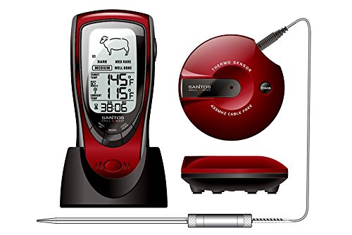 BBQ Thermometer Funk Grill Testsieger Heft Der Griller 1/2015