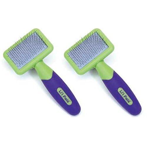 (2 Pack) Li'l Pals Slicker Brush