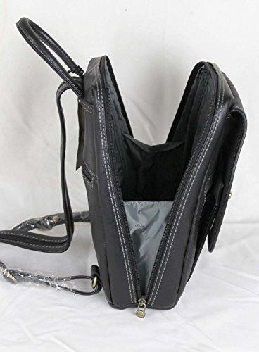 322016 Noir dos sac CADEAU à cuir réf en Katana SURPRISE TpOwYY