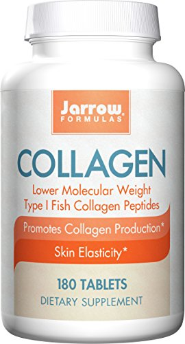 Jarrow Formulas Collagen Tablets, 180 Count