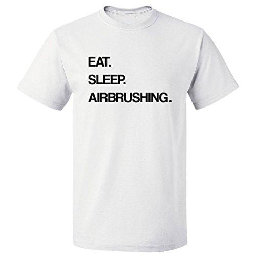 shirtscope-eat-sleep-airbrushing-t-shirt-tee-medium