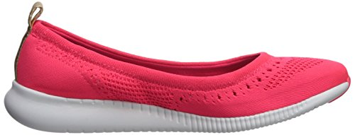 Cole Haan Women's 2.Zerogrand Stitchlite Ballet Flat Flash Knit discount for cheap perfect cheap price free shipping for sale Red pre order eastbay nluObT
