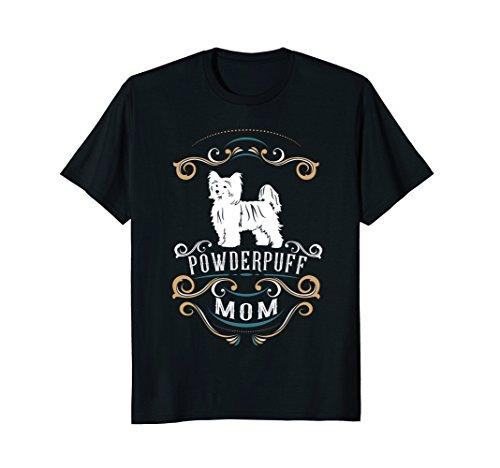 Powderpuff Mom | Chinese Crested Dog T-Shirt