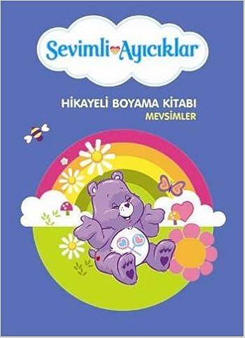 Hikayeli Boyama Kitabi Mevsimler Kolektif 9786054622696 Amazon