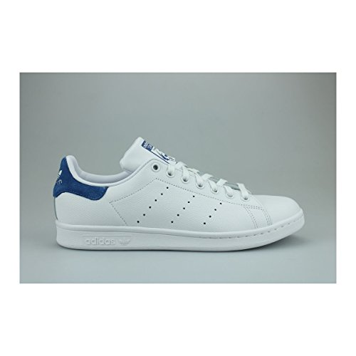 Adidas Stan Smith–Scarpe da ginnastica, Uomo, Nero (Ftwbla/Ftwbla/azretr)