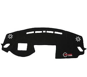 Salusy Dashboard Dash Protector Dash Mat Sun Cover Pad fit Mitsubishi Eclipse Cross 2018 2019