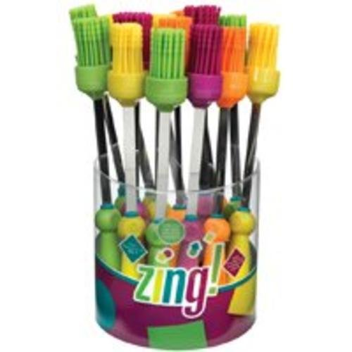 Zing Silicone Bast Brush