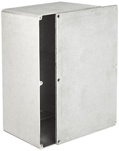 BUD Industries CN-5712 Die Cast Aluminum Enclosure, 8-3/4