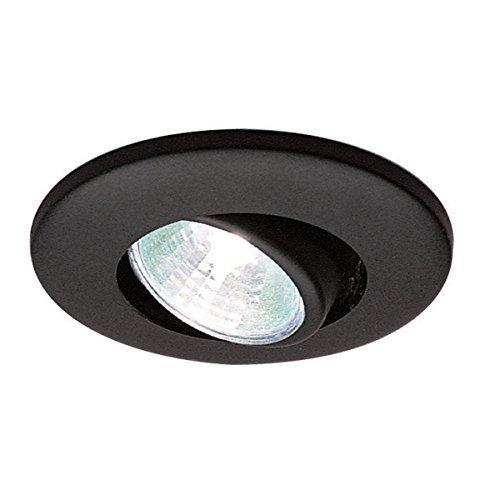 WAC Lighting HR-1137-WT Low Voltage Mini Recessed - Round Adjustable