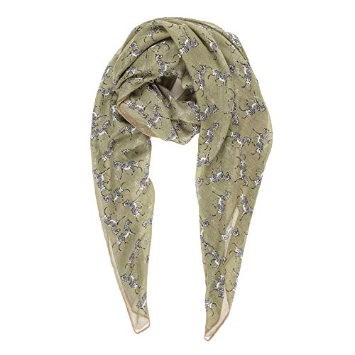 Scarf for Women Lightweight Animal Fashion for Spring Winter Scarves Shawl Wraps (SS55)