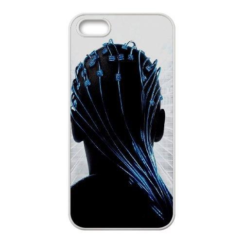 Transcendence coque iPhone 4 4S cellulaire cas coque de téléphone cas blanche couverture de téléphone portable EOKXLLNCD20502