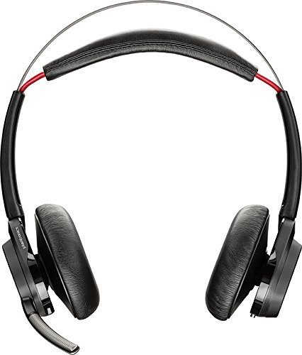 Plantronics Voyager Focus UC B825 No Stand Headset 202652-03