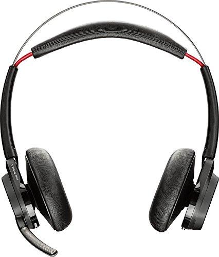Plantronics Stereo Mobile Headset - Plantronics 202652-03 Voyager Focus, UC, B825, NO STAND