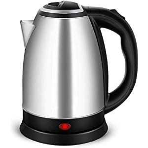 MR. BRAND Electric Kettle Hot Water Kettle, Upgraded, 2 Liter Stainless Steel Coffee Kettle & Tea Pot, Water Warmer…