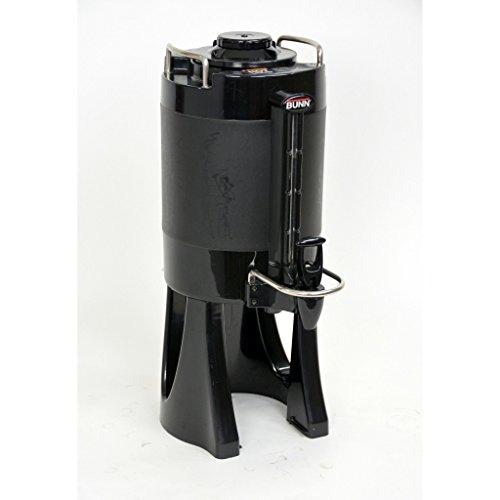 Tf Thermofresh Servers - Bunn TF 1.5 Gallon Black ThermoFresh Server Attached Base 34850.0001 Zojirushi SGC-60D