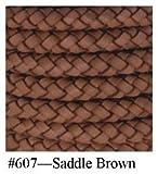 Saddle Braided Bolo Cord, 6MM (1/4'') x 10M (10.9 YD)