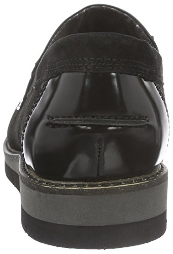 Tamaris Damen 24313 Slipper Schwarz (Black 001)