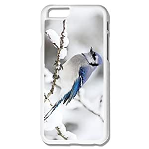 Cool Beautiful Bird Winter IPhone 6 Case For Family by lolosakes