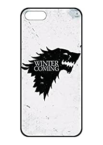 Game Of Thrones WINTER COMING Hard Plastic Case For Sam Sung Note 2 Cover