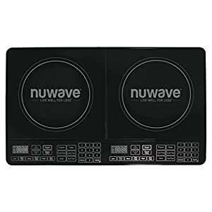NuWave 30602 Double Precision Induction Cooktop Burner : I love  but