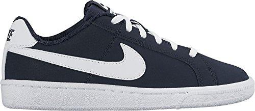 Nike Court Royale (GS), Zapatillas de Tenis Para Niños Azul (Obsidian/white 400)