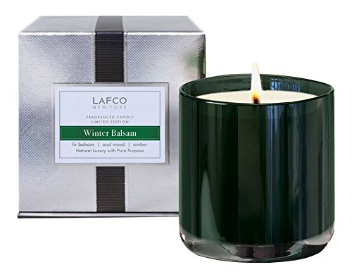 (LAFCO Winter Balsam Limited Edition Candle )