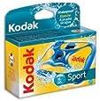 Kodak Sport Waterproof Single Use Camera - 27 Exposures -PACK OF 3