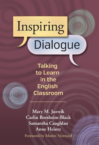 Download Inspiring Dialogue: Talking to Learn in the English Classroom (Language and Literacy Series) Pdf