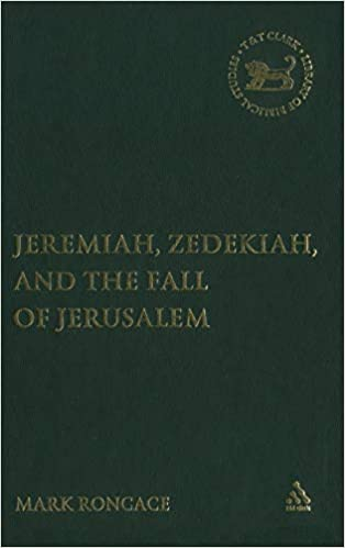 Notes and Commentary on Jeremiah 20–22; 24–29; 32; 34–45; 52