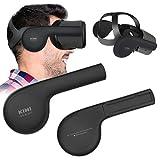 KIWI design Silicone Ear Muffs for Oculus