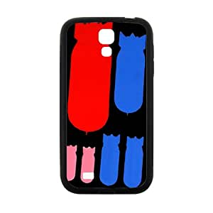 Cute Cool Fashion Black Samsung Galaxy S4 case
