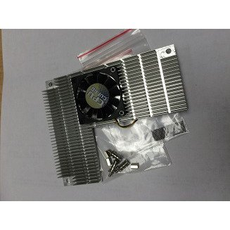 (AAEON PER-A006 CPU Cooler for ETX-821 Module, ULV Pentium M 1.1GHz.)