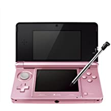 Nintendo 3DS Pearl Pink [Only Play Japanese Games]