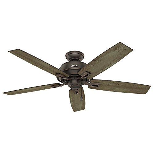 Cheap Hunter 54167 52″ Donegan Onyx Bengal Ceiling Fan