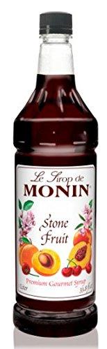 Monin Stone Fruit Syrup PET
