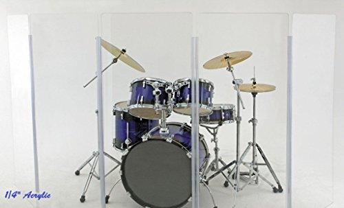 drum acrylic panels - 9