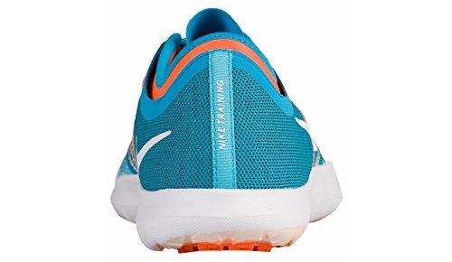 Blu Scarpe Orng Da Nike ttl gmm Flex azul Wmns Adapt Lgn White Blue Donna bl Tr Ginnastica qCxIR8awx